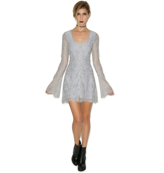 For Love & Lemons Horseshoe Dress