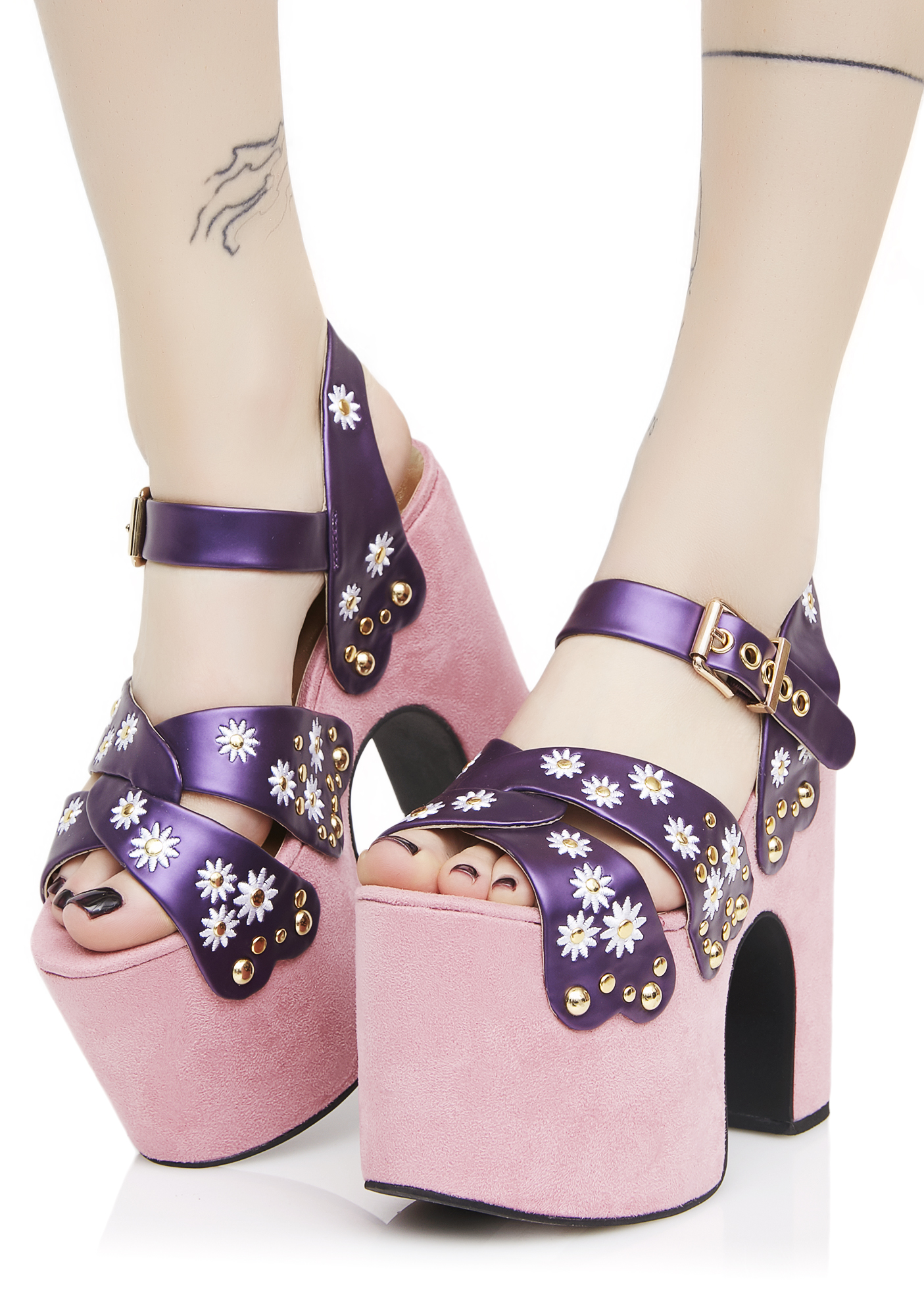 Sugar Thrillz Jackie Platforms