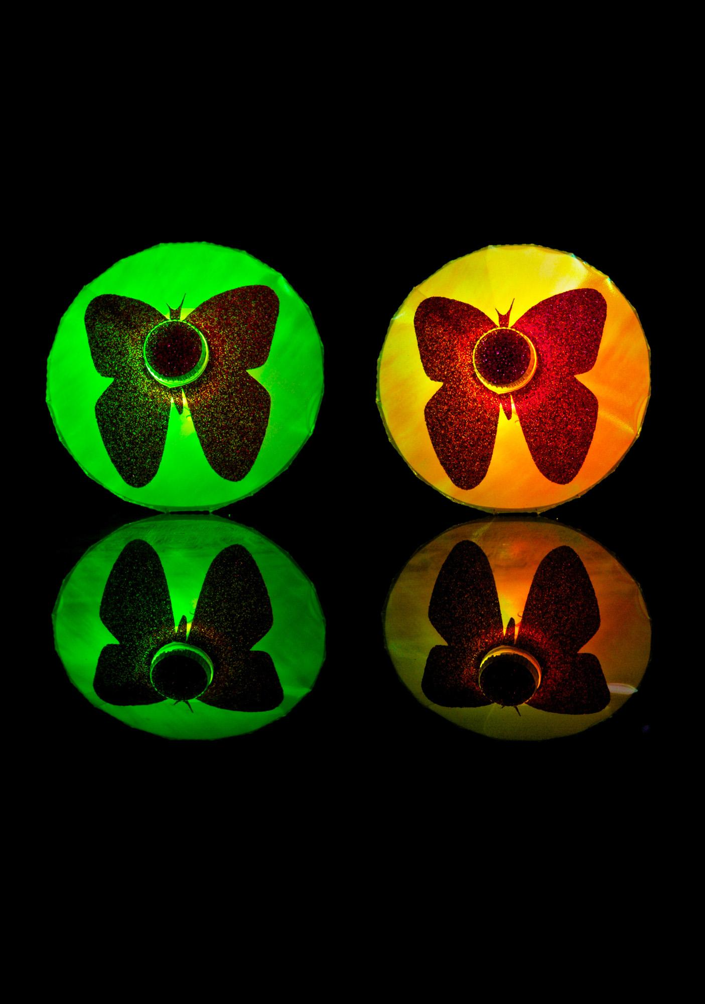 Sasswear Butterfly LED Pasties