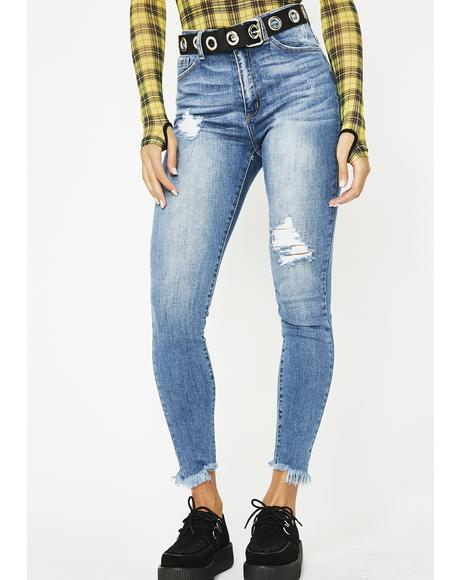 Feelin Great High-Rise Jeans