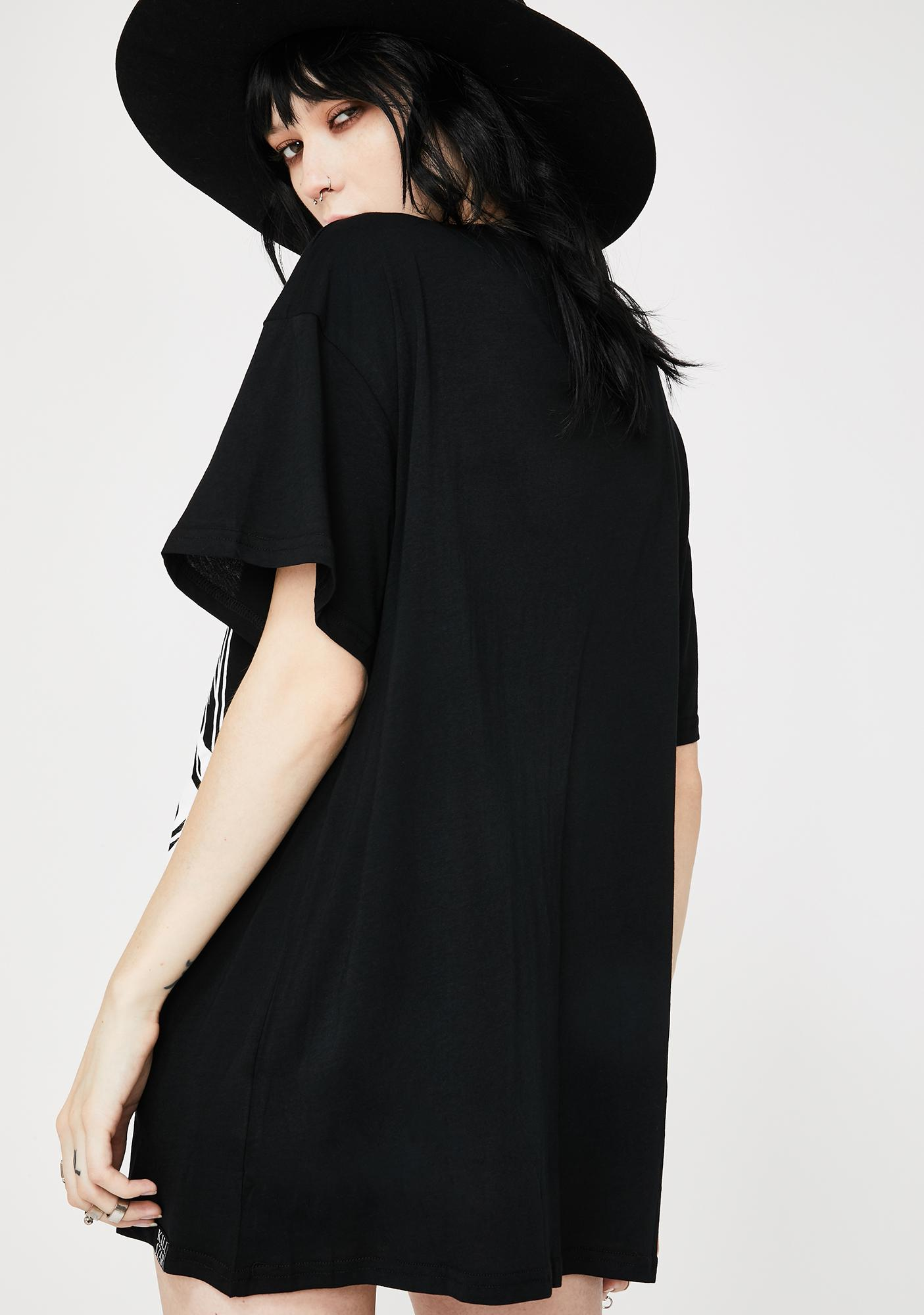 Killstar Strange Relaxed Top