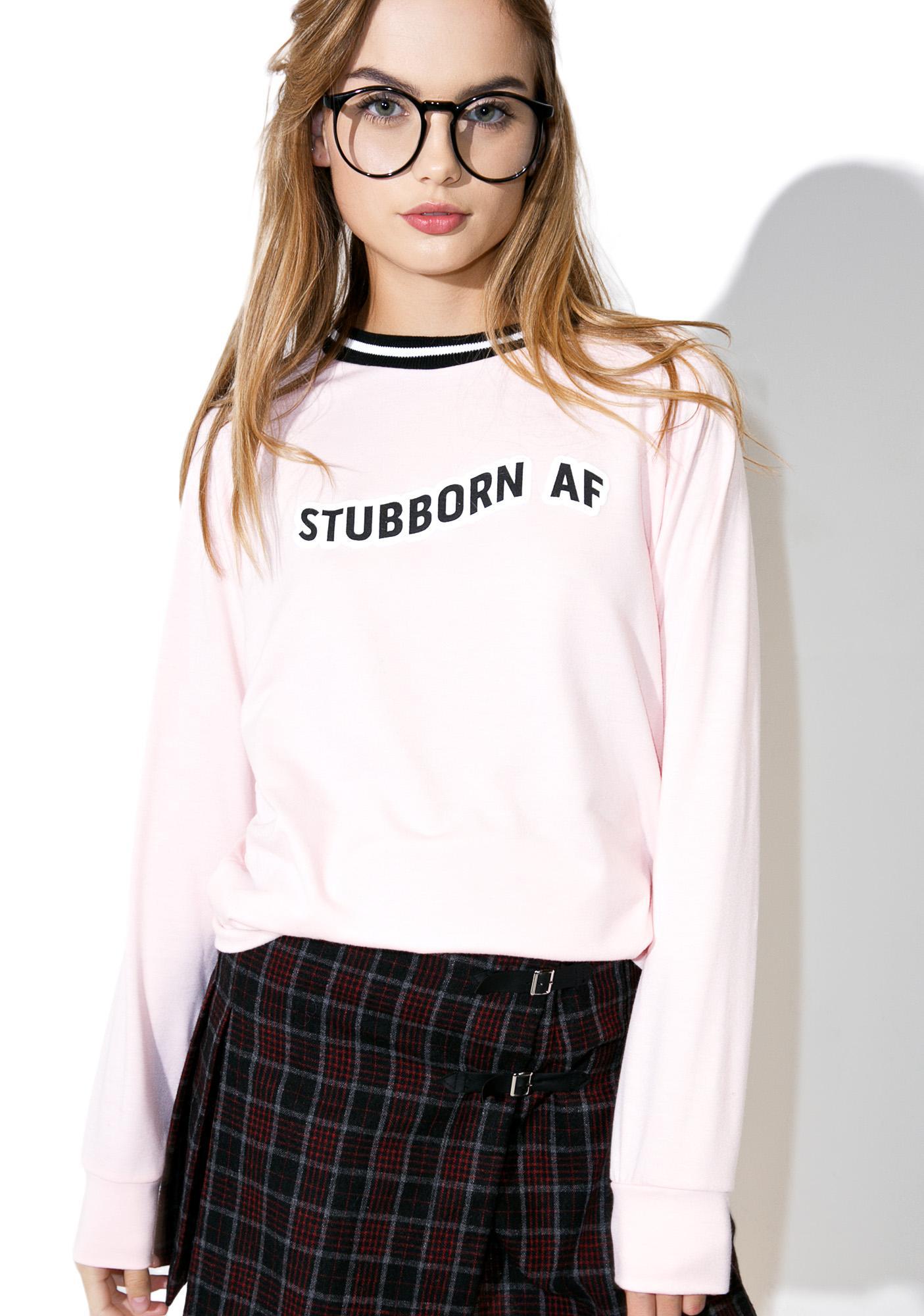 Valfré Stubborn AF Pullover