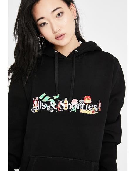 Life Graphic Hoodie