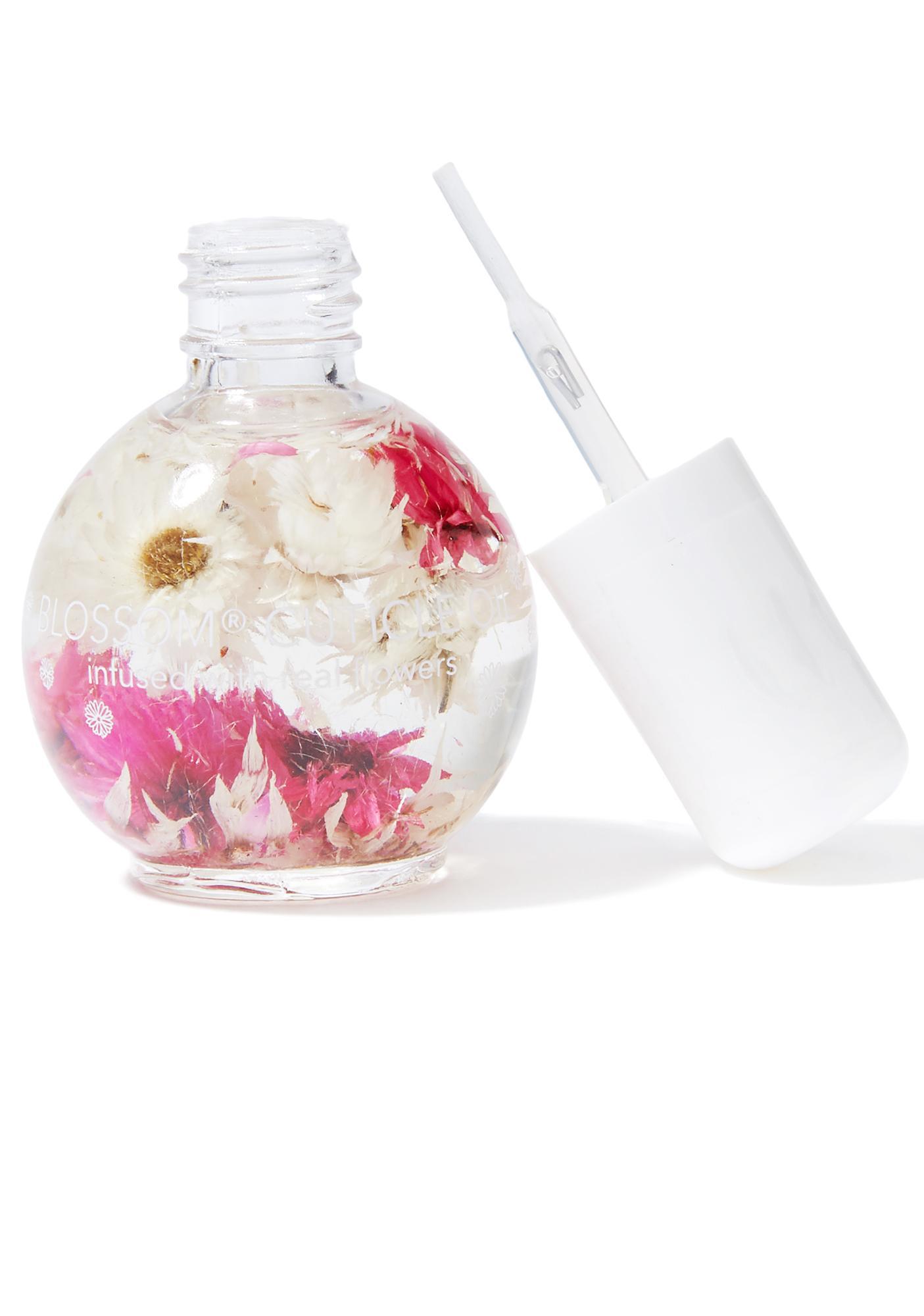 Blossom Rose Cuticle Oil