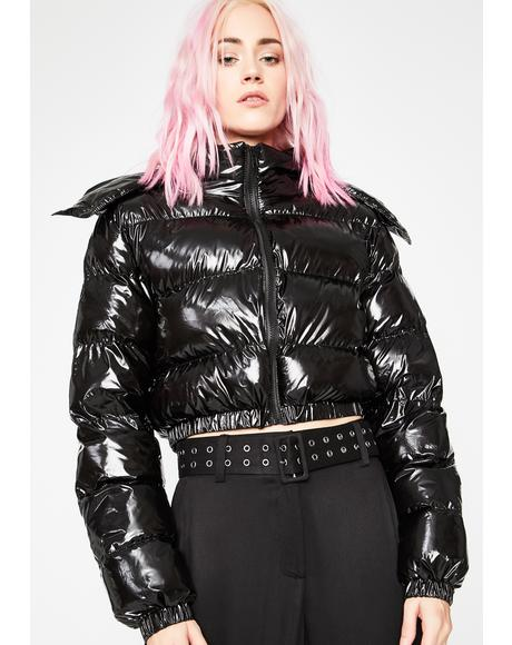 High And Dry Puffer Jacket
