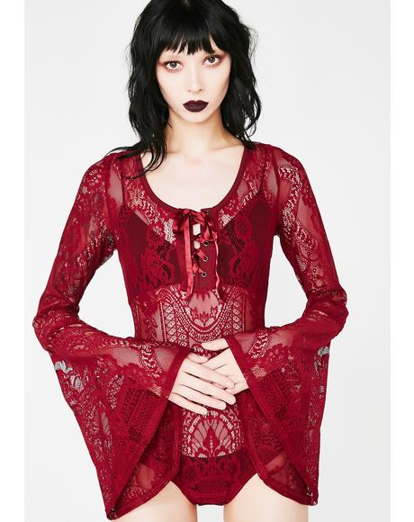 Bloody Deadly Beloved Bodysuit