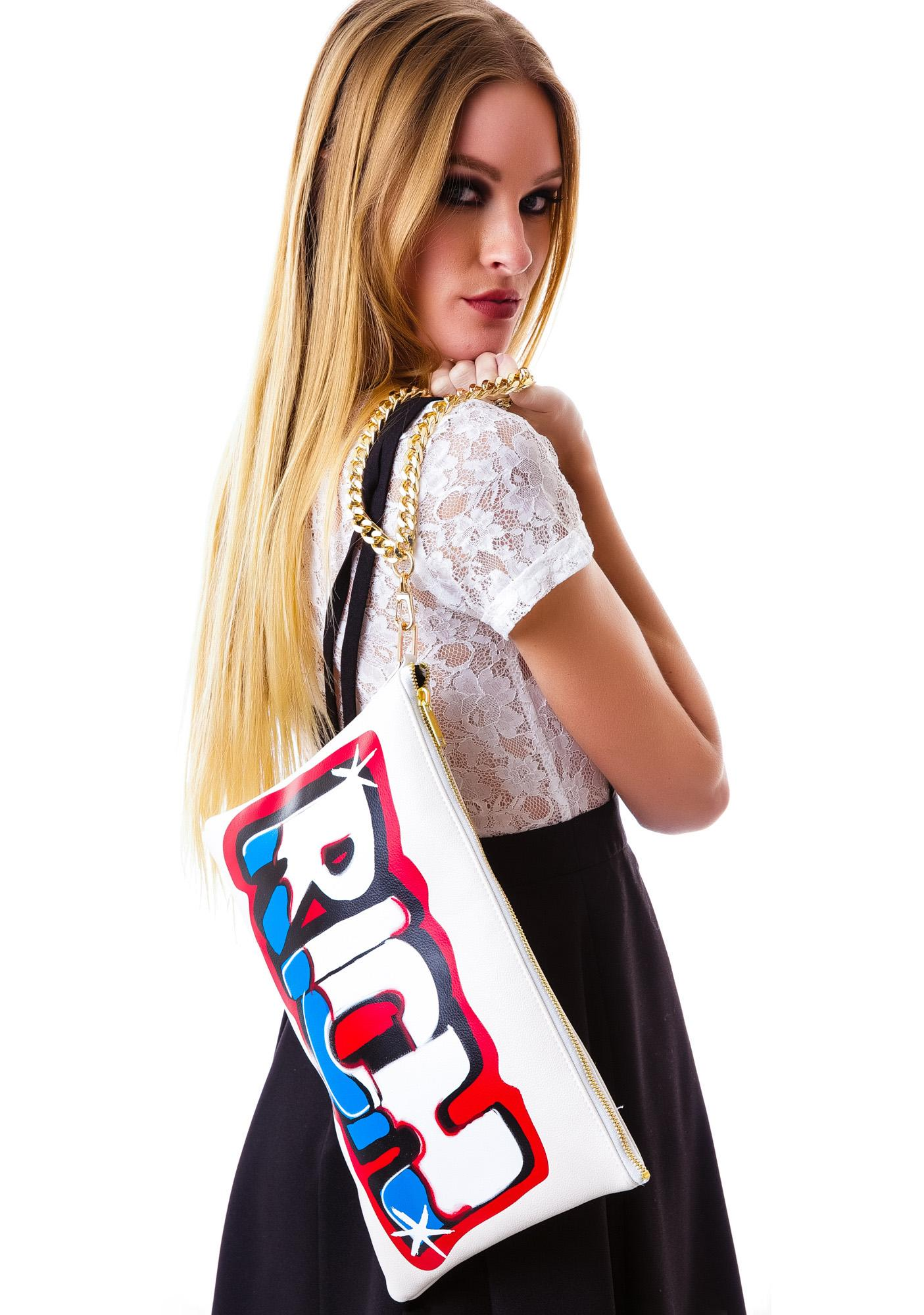 Joyrich Rich Clutch Bag