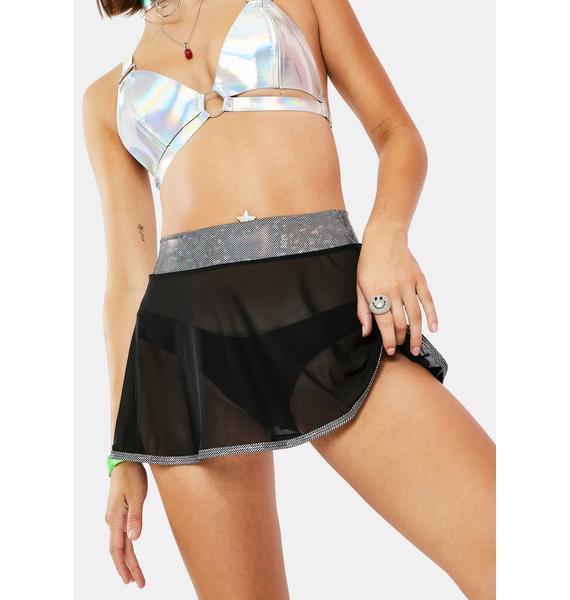 Roma Diamond Delight Mini Skirt