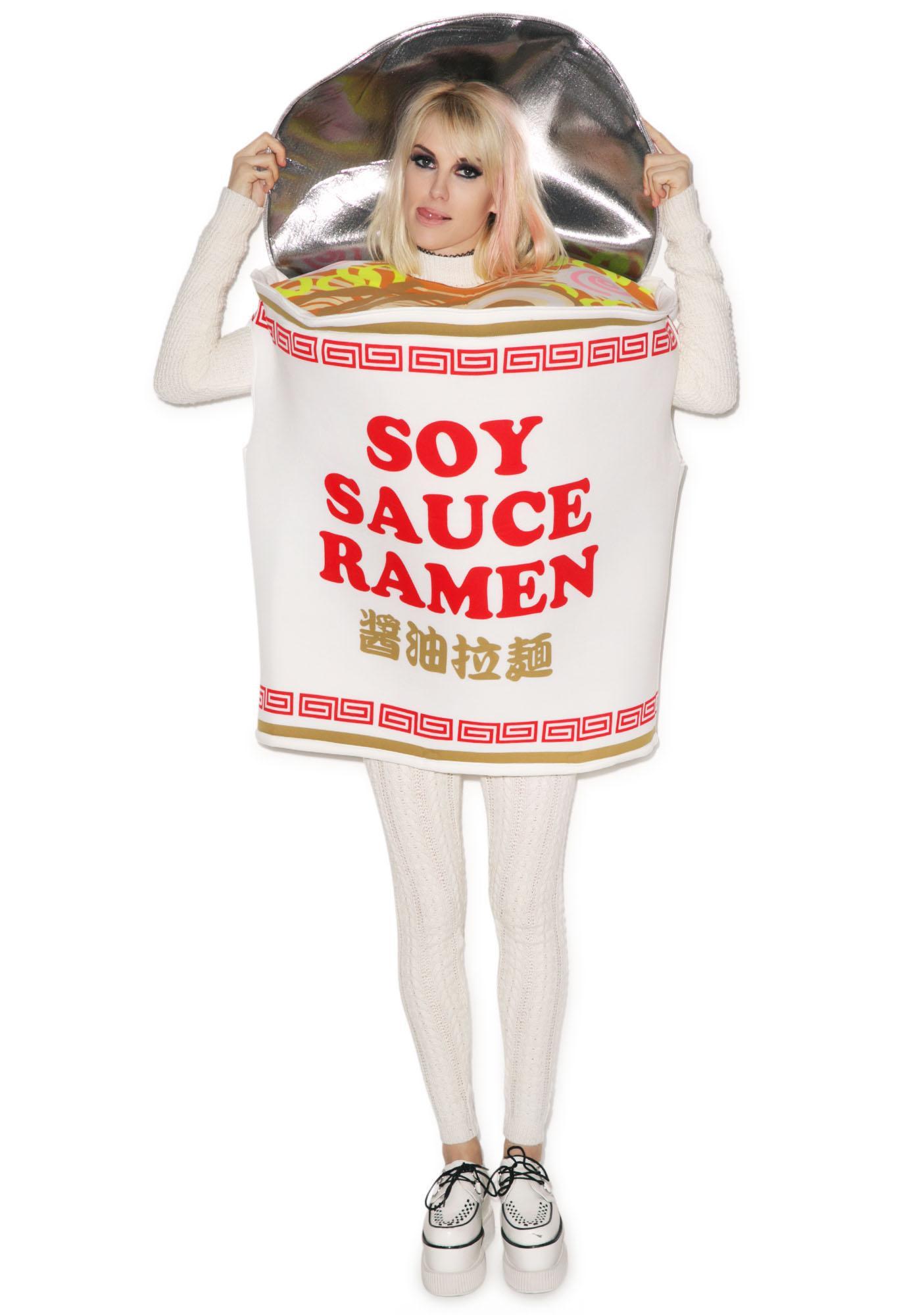 Sazac  Cup of Noodles Kigurumi