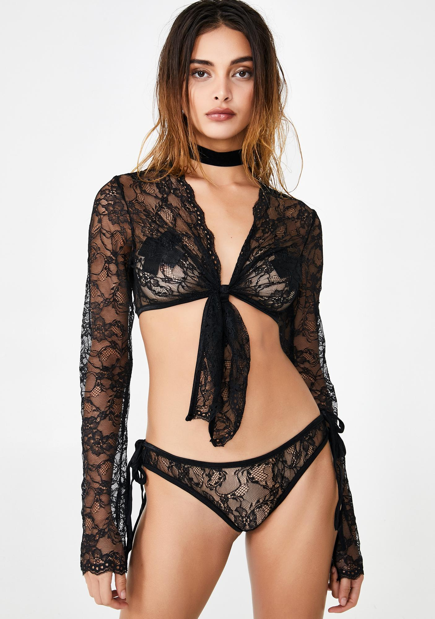 Come My Way Lace Set
