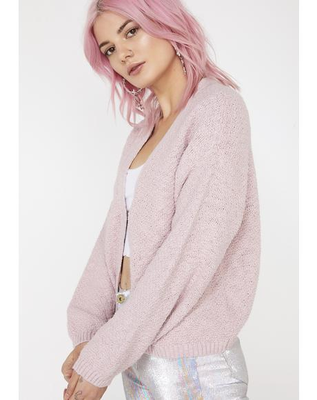 Pretty Please Knit Cardigan