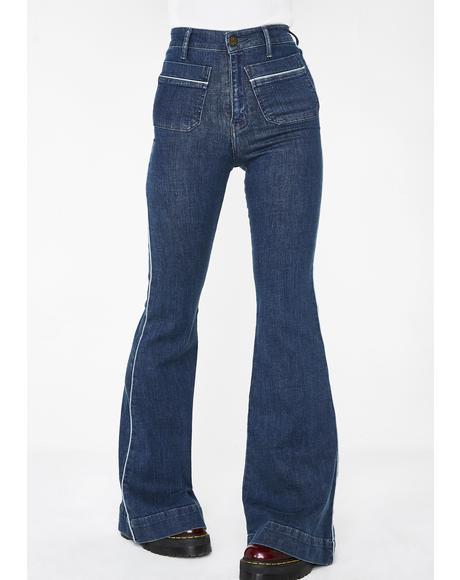 Farrah Trouser Flare Pants