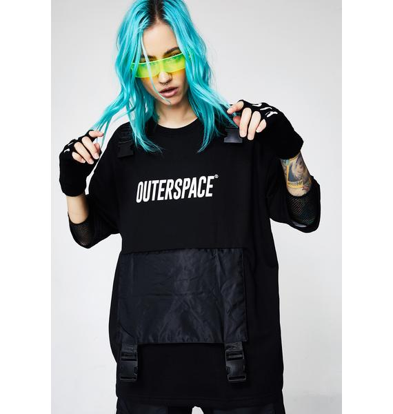 Outerspace X-Ray Tee