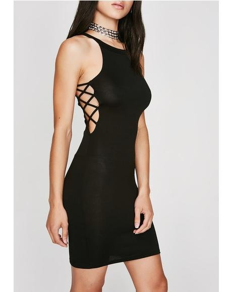 Talk To Me Mini Dress