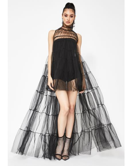 Bratty Baddie Tulle Dress
