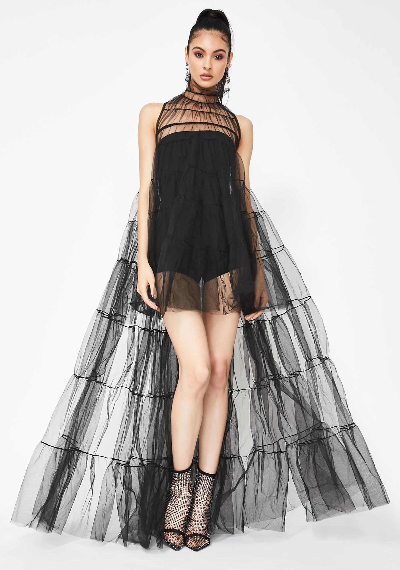 Kiki Riki Bratty Baddie Tulle Dress