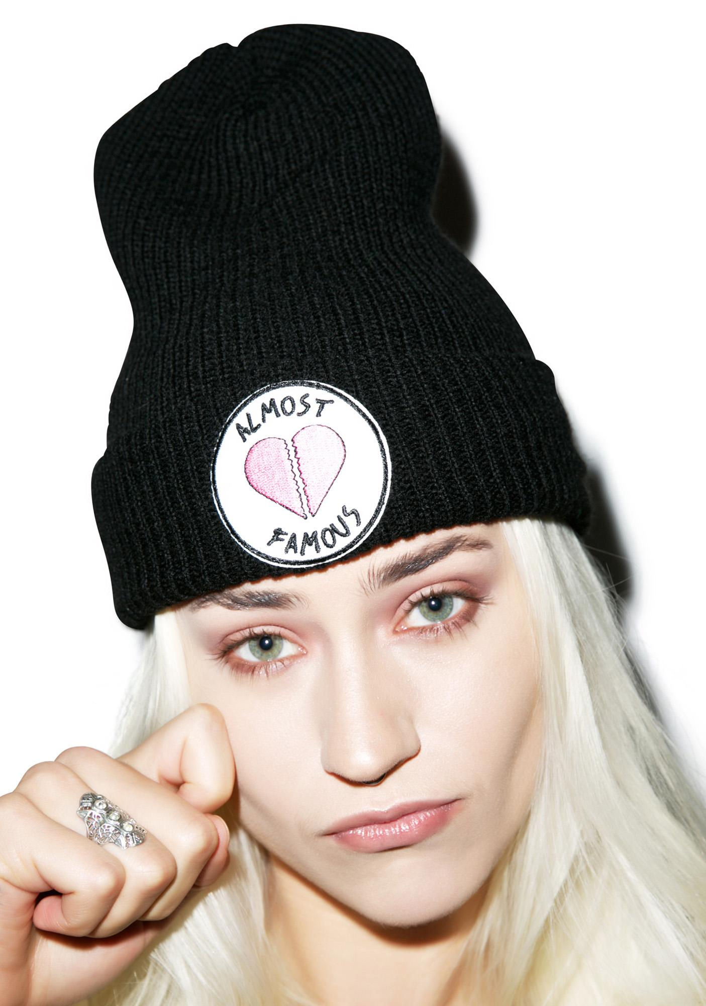 Hips and Hair Almost Famous Beanie  c46d4811bf0