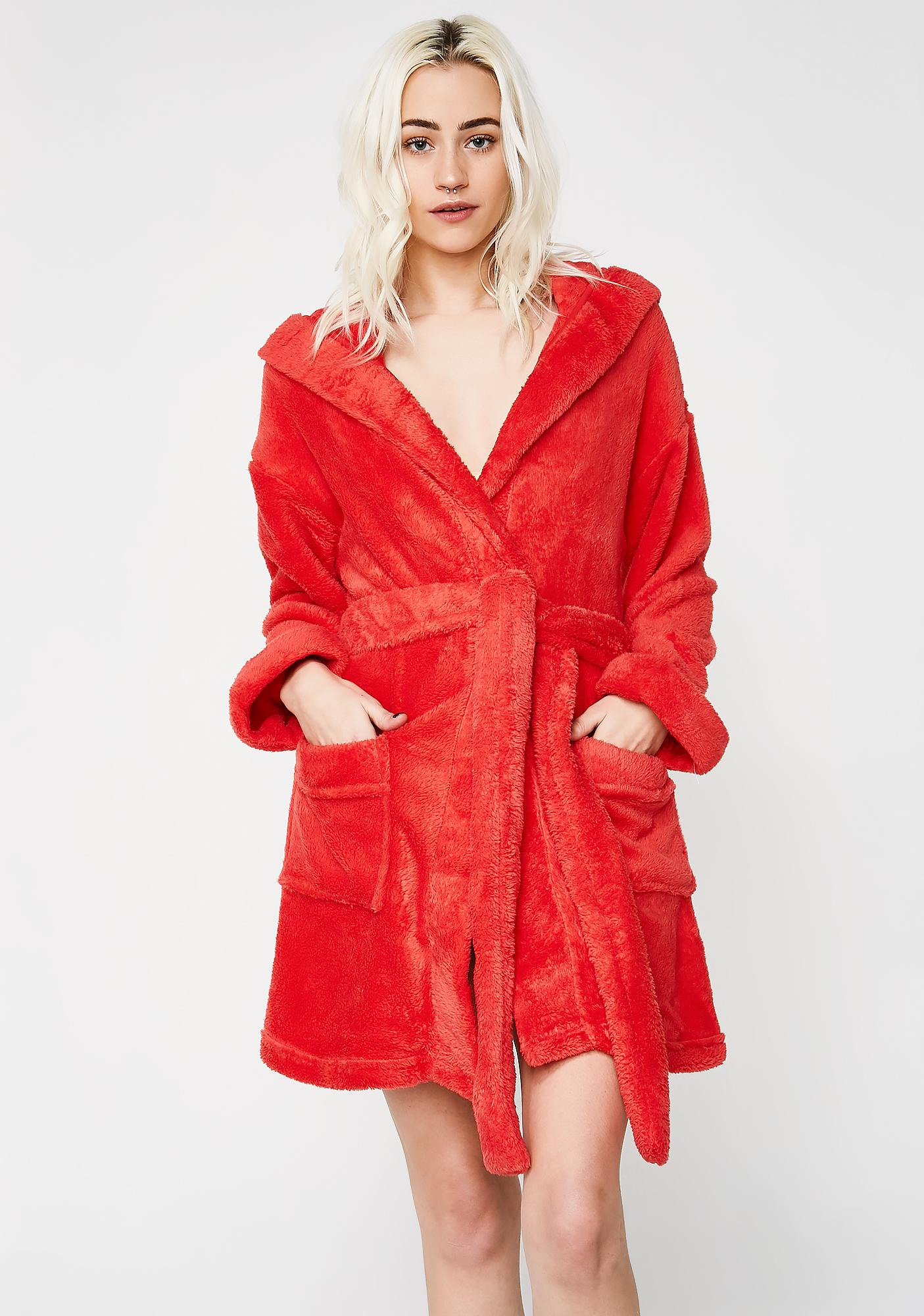 Wildfox Couture Currently Sleeping Robe