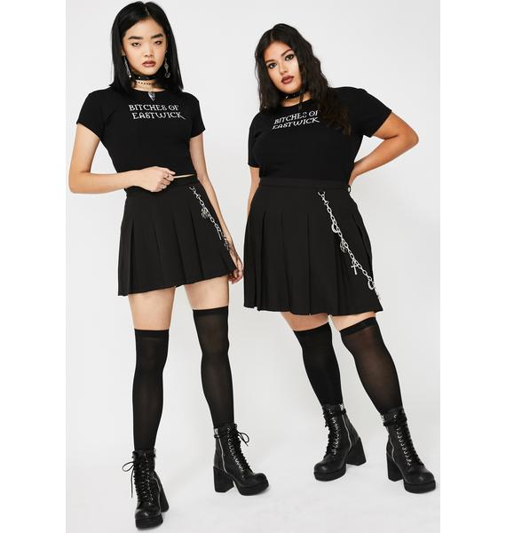 Dolls Kill x The Craft We Are The Weirdos Baby Tee
