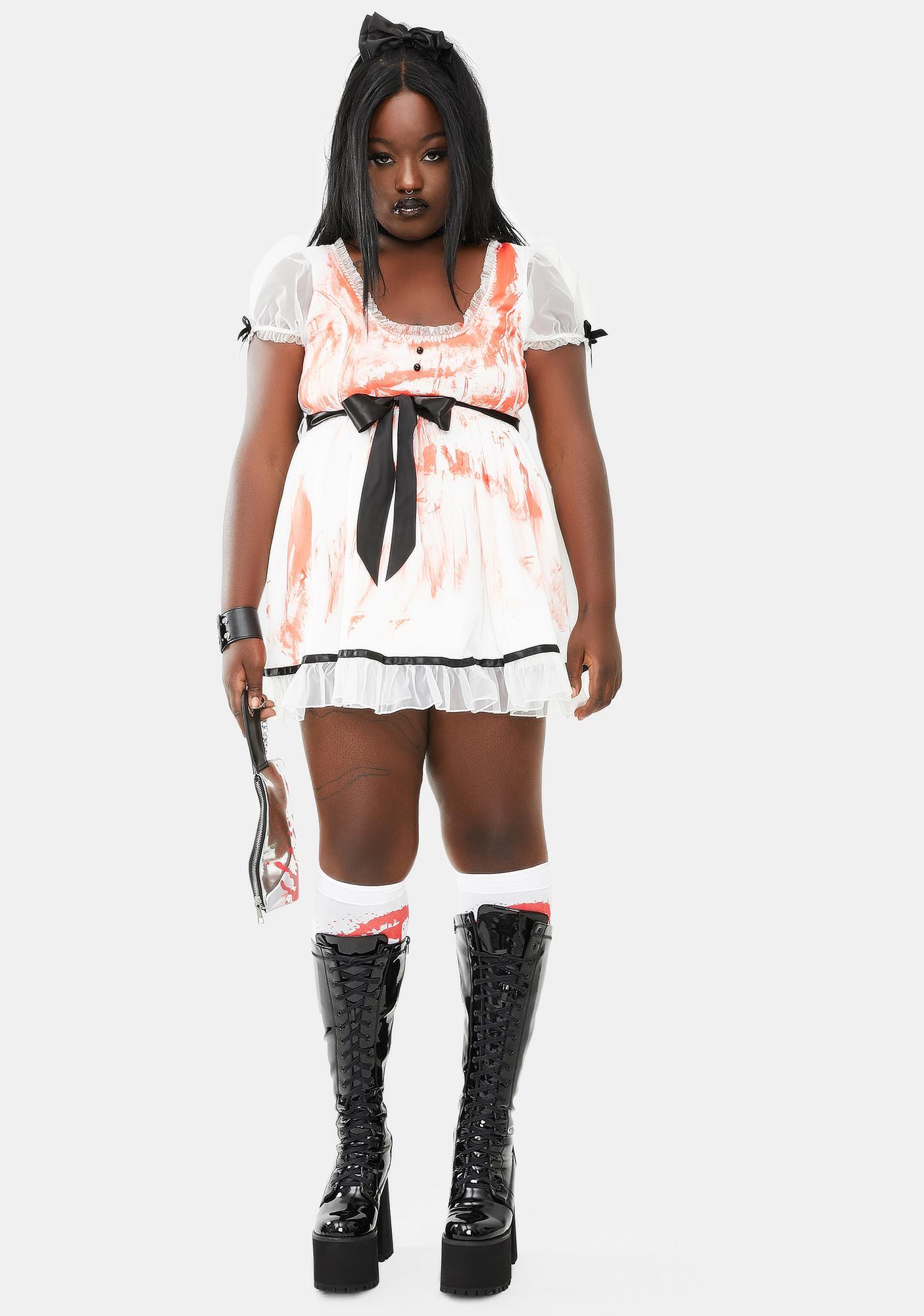 Trickz & Treatz Her Spirit Possessed Doll Costume