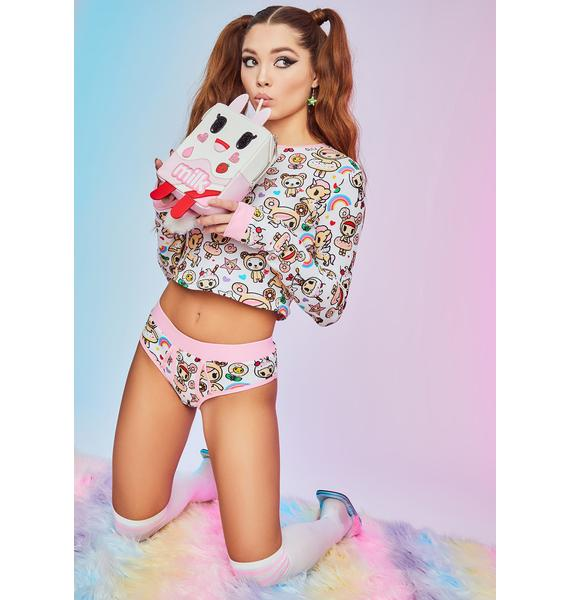 Dolls Kill x tokidoki Confection Cuteness Donutella Undies