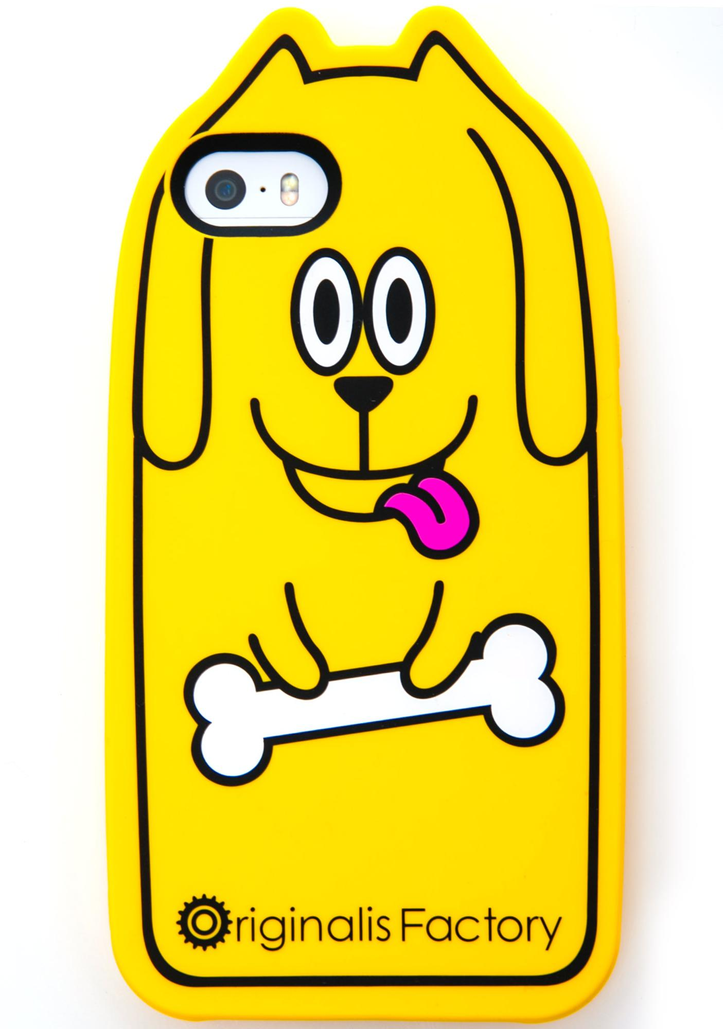 Dog With Bones iPhone 5 Case