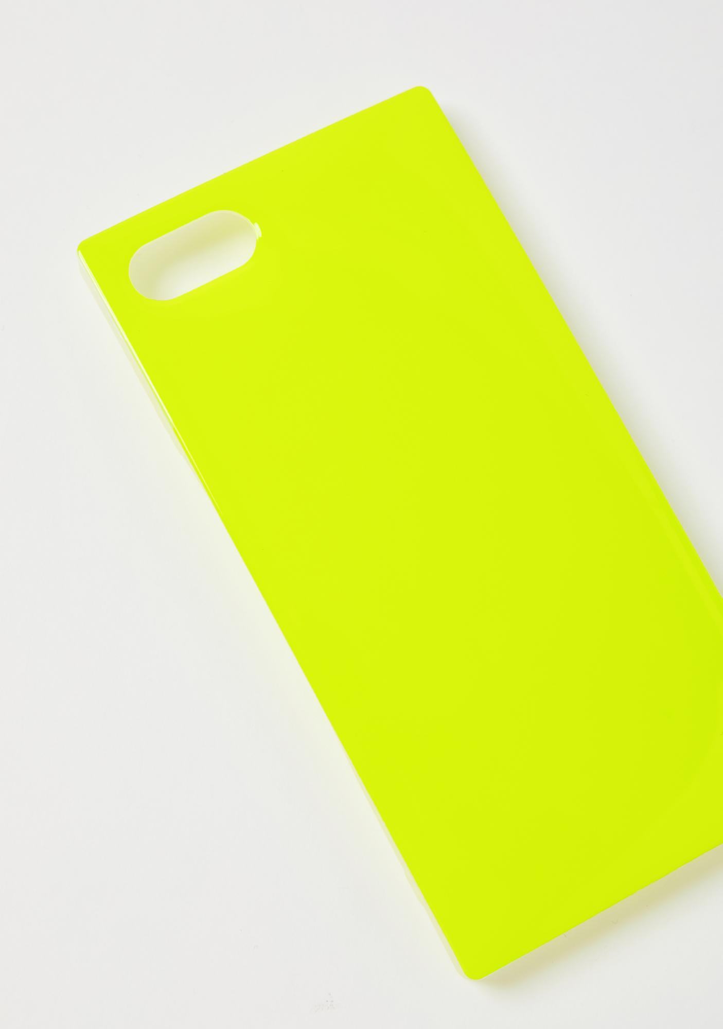 Electric Neon Candy iPhone Case