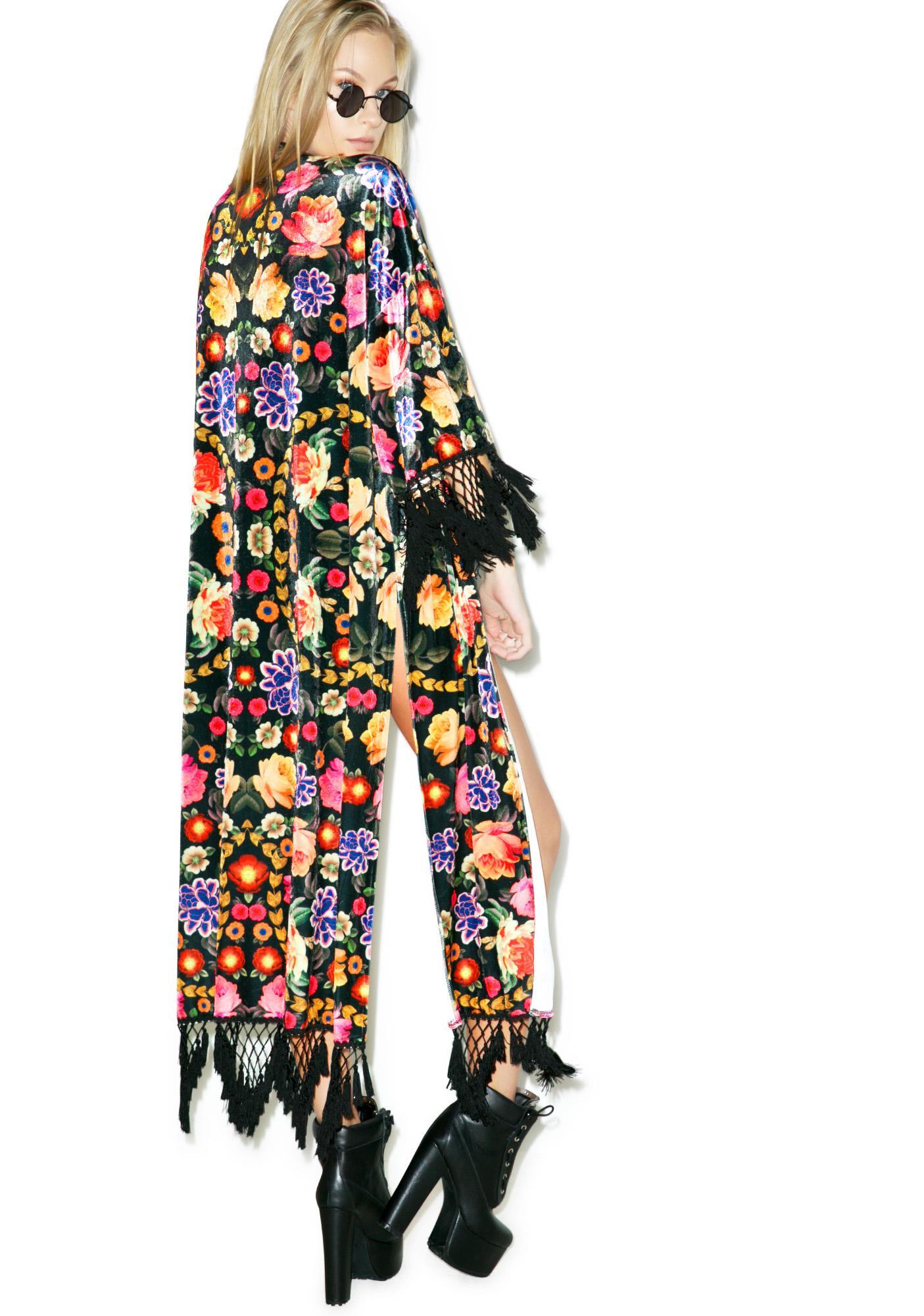 Mink Pink Little Gypsy Kimono