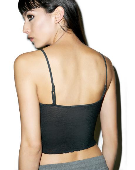 All Play Mesh Cami