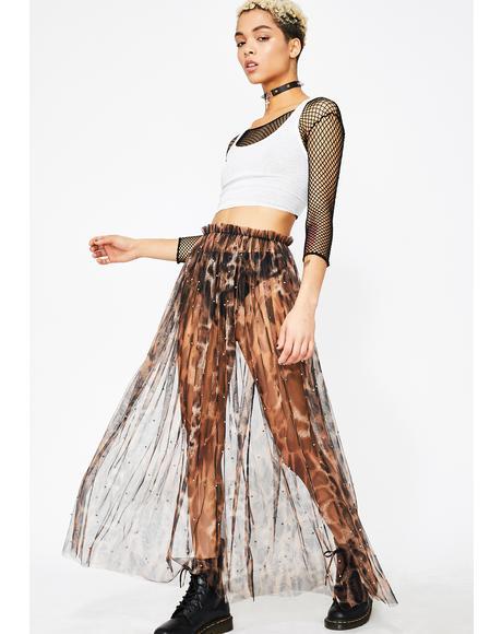 Wild AF Tulle Skirt
