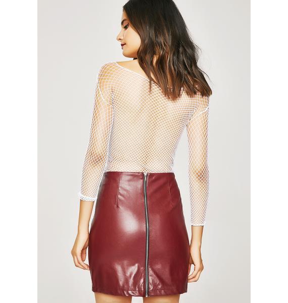 Sucka For Luv Mini Skirt