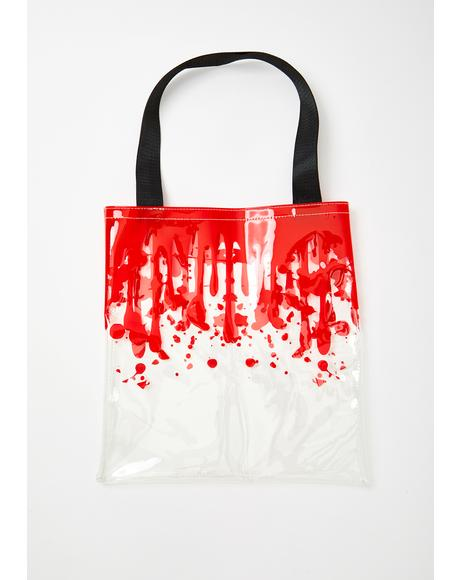 Blood Pressure Clear Tote