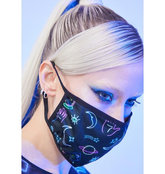 Sign Of The Times Face Mask
