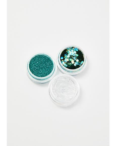 Beetle Biodegradable Glitter Kit