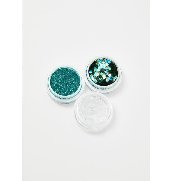 Disco Dust London Beetle Biodegradable Glitter Kit