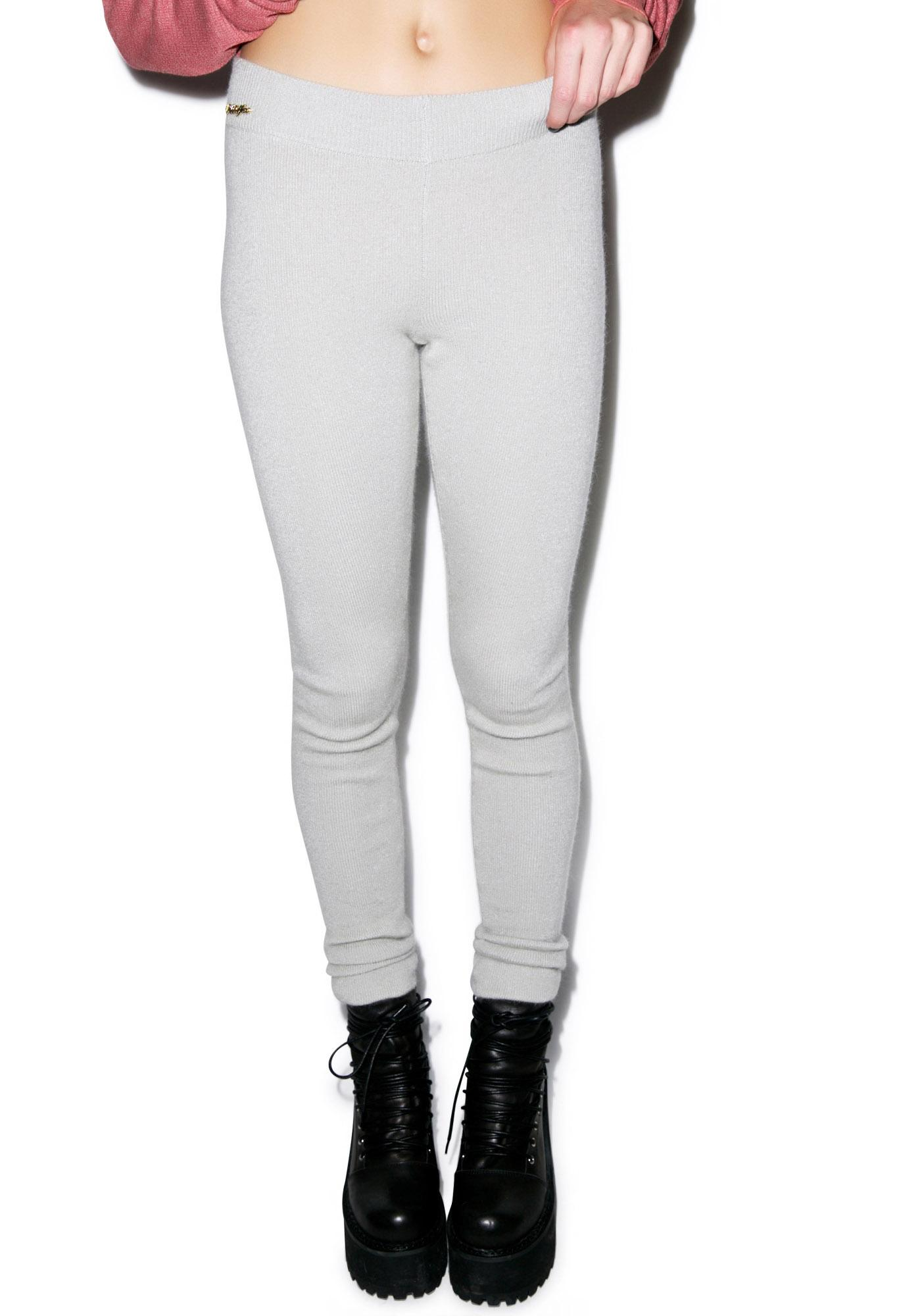 Wildfox Couture Angora Blend Leggings