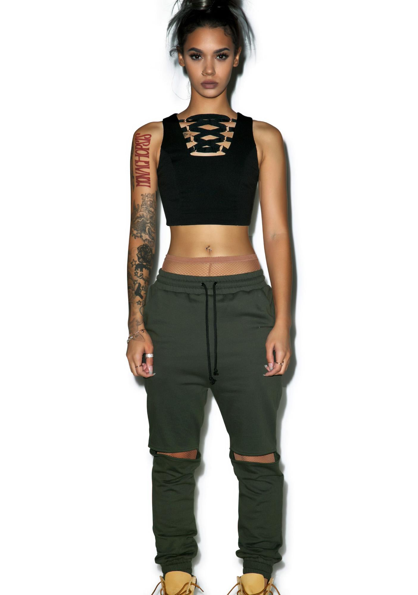 Vice Crop Top