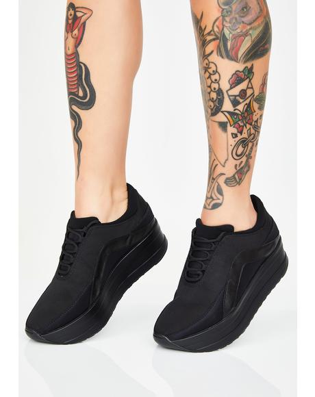 Casey Platform Sneakers
