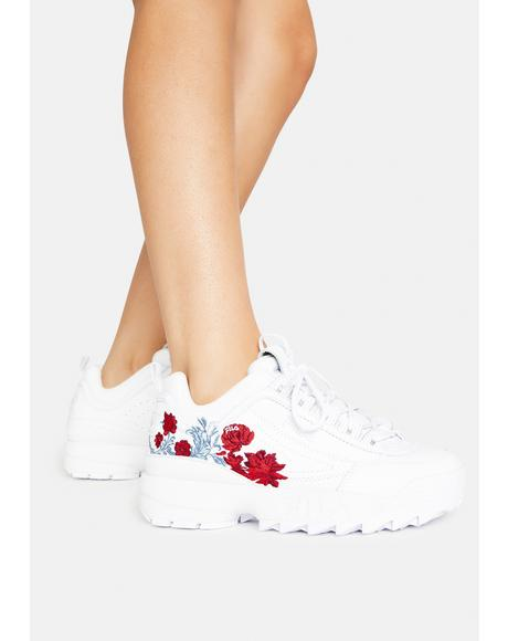 Bliss Disruptor 2 Flower Sneakers