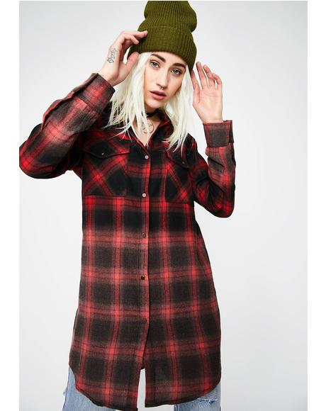 Laterz BB Flannel Shirt