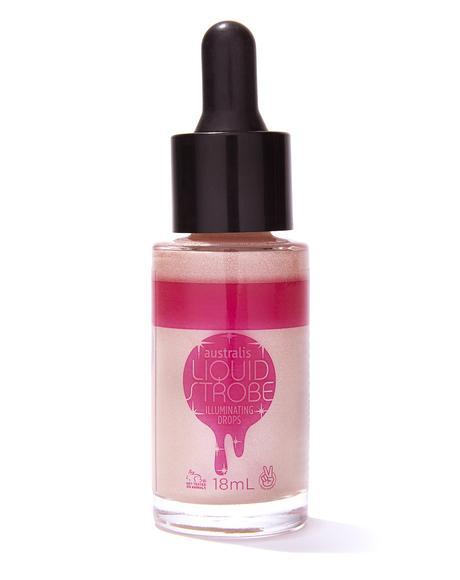 Pink Liquid Strobe