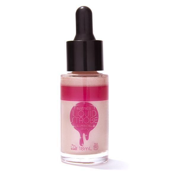Australis Pink Liquid Strobe