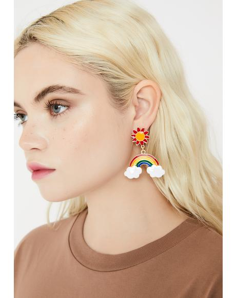 One In A Lullaby Drop Earrings