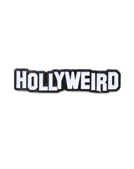 Hollyweird Pin