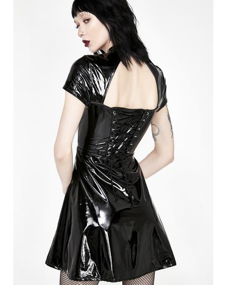 Sin City Skater Dress