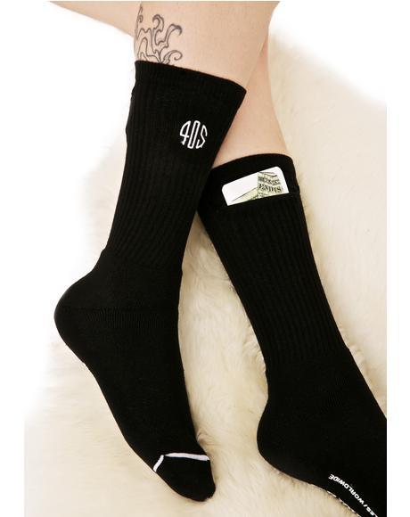 Standard Stash Pocket Socks Pack