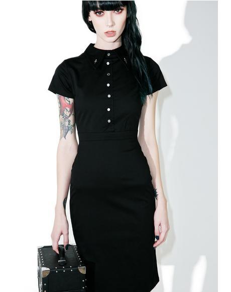 Salem Pencil Dress