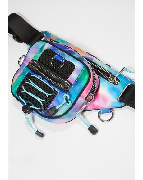 Ultrasonic Overload Fanny Pack