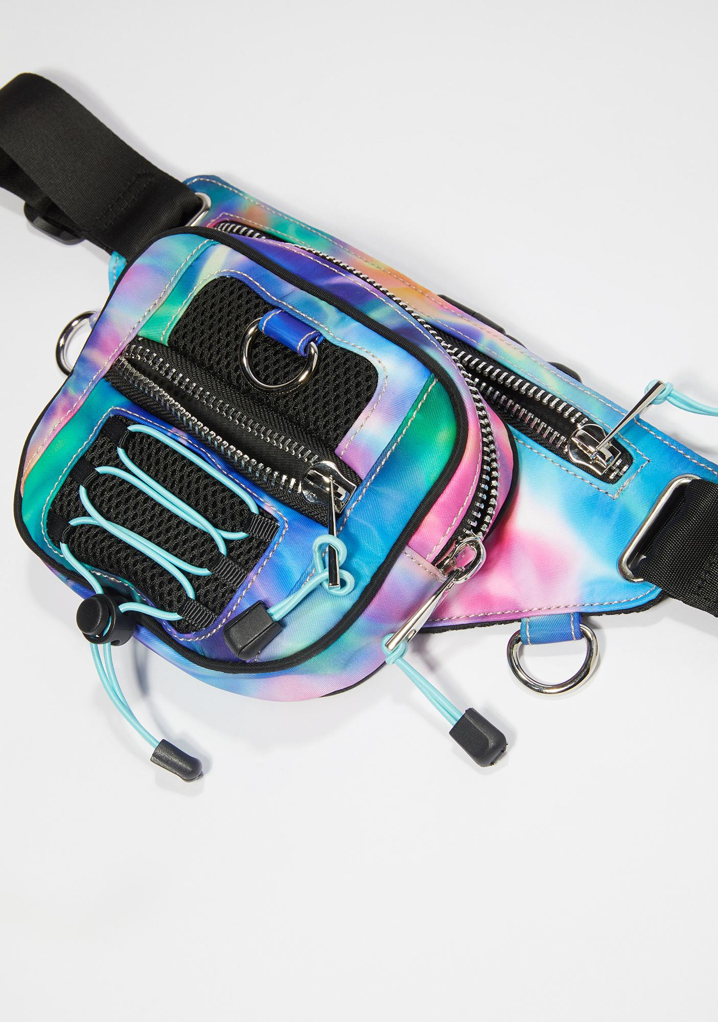Club Exx Ultrasonic Overload Fanny Pack
