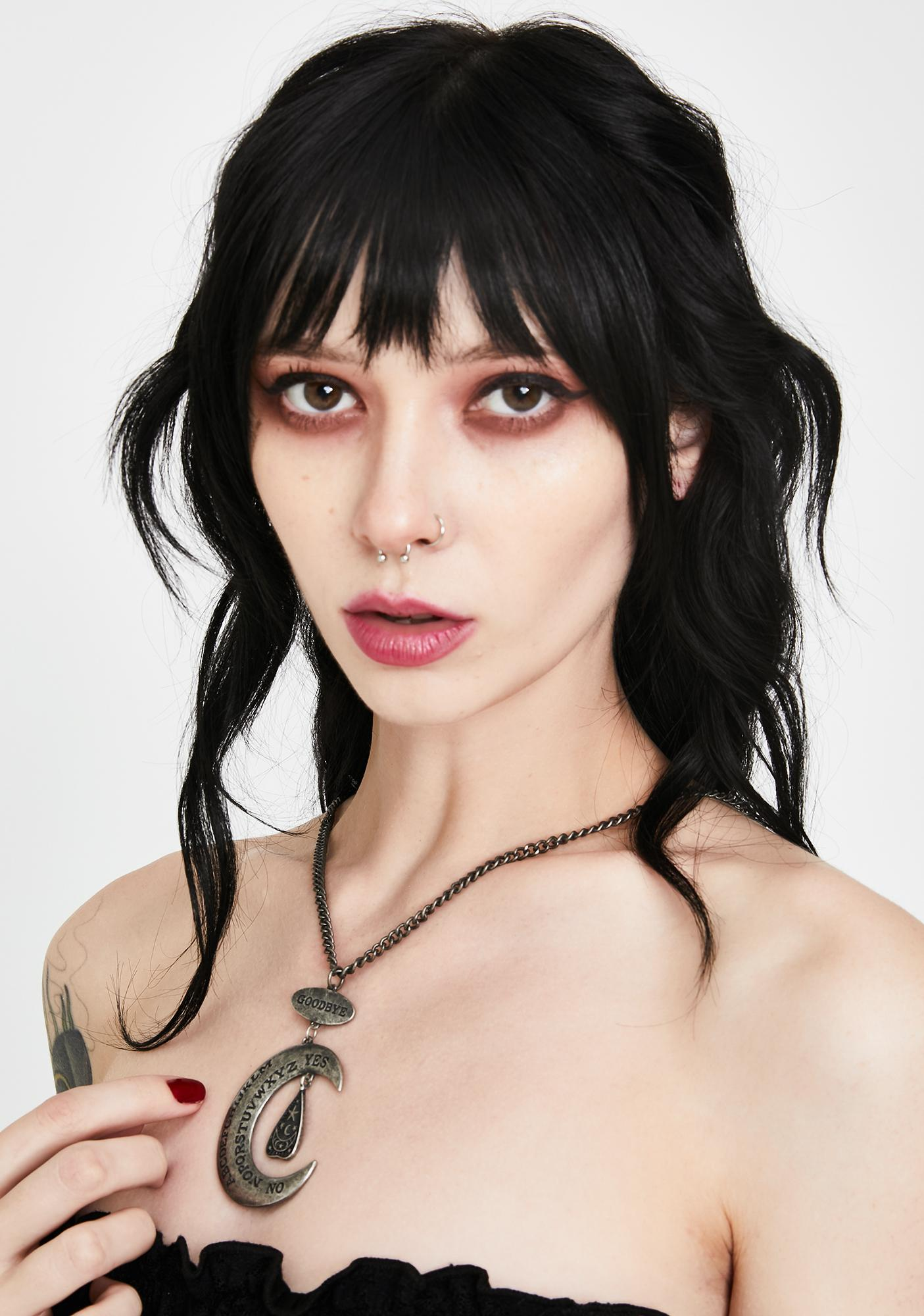 Wicked Insight Ouija Necklace